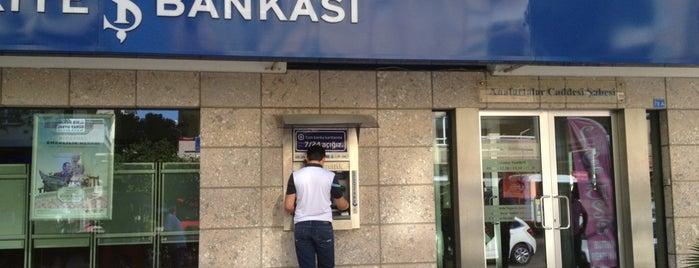 Türkiye İş Bankası is one of Tempat yang Disukai 🇹🇷.