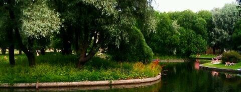 Юсуповский сад is one of Интересные места. Санкт-Петербург..