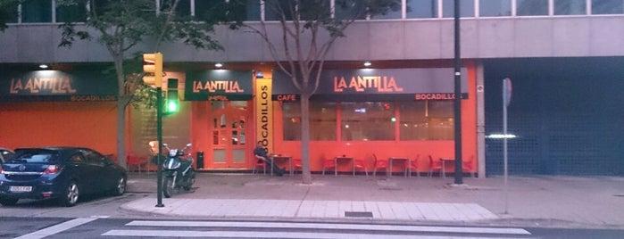 La Antilla is one of cuadrodemando : понравившиеся места.