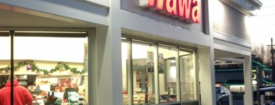 Wawa is one of Lugares favoritos de Taylor.