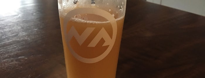 New Anthem Beer Project is one of North Carolina.