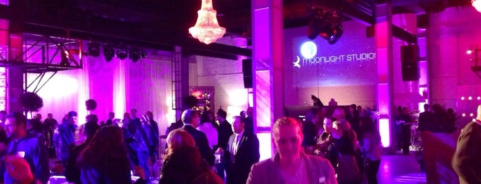 Moonlight Studios is one of Unique Event Spaces.