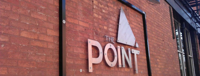 The Point is one of My new hood.