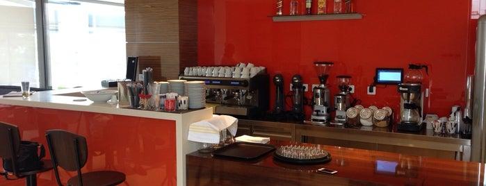 Uffici Cafe is one of Ifigenia: сохраненные места.