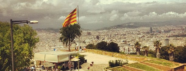 Castillo de Montjuic is one of Bucket List: Barcelona.