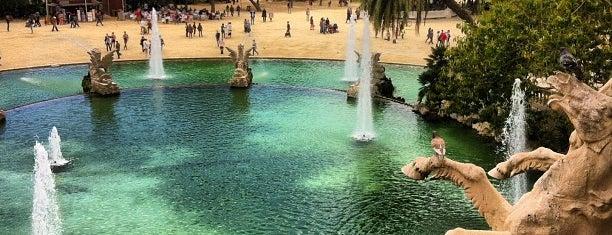Parc de la Ciutadella is one of Barcelona-To-Do List.