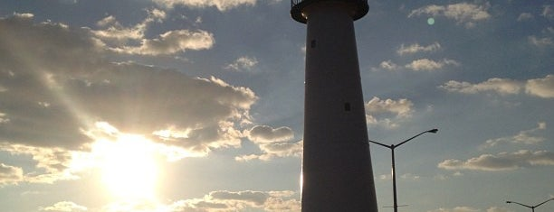 Biloxi Lighthouse is one of Birds, Mountains, and Lakes, Oh My!.