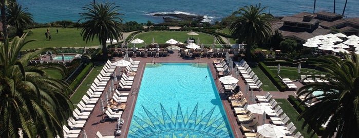 Montage Laguna Beach is one of Condé Nast Traveler Platinum Circle 2013.