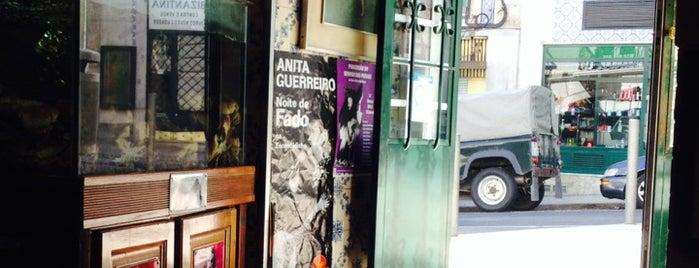 Adega de São Roque is one of Restaurantes Lisboa e Arredores.