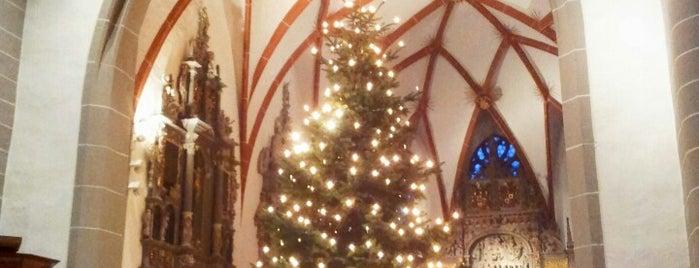 Ev. Stadtkirche is one of Darmstadt - must visit.
