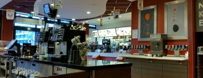 McDonald's is one of Orte, die Anders gefallen.