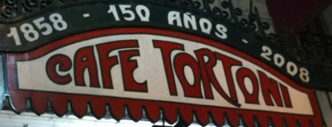Gran Café Tortoni is one of Buenos Aires.