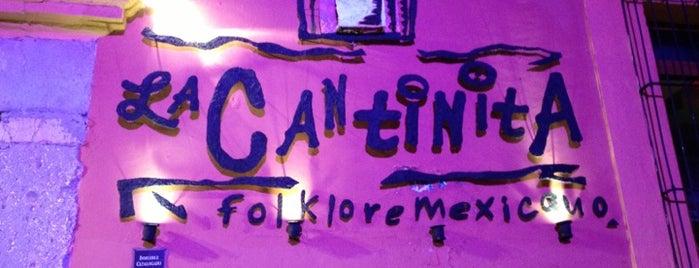 La Cantinita is one of Lieux qui ont plu à Lau 👸🏼.