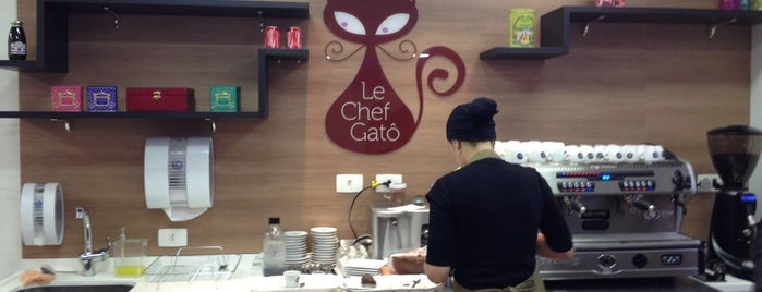 Le Chef Gatô Itaim is one of Thianny 님이 좋아한 장소.