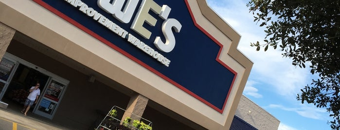 Lowe's is one of Russ's Liked Places.