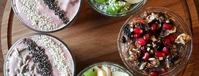 Ch'i Fine Food Atelier is one of Gülsüm Çiğdem : понравившиеся места.
