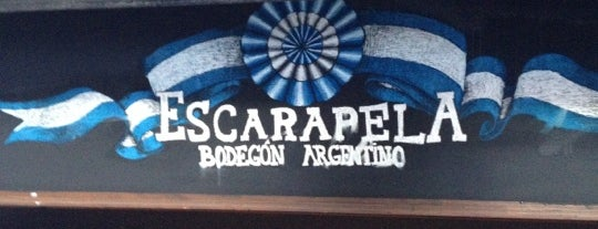 Escarapela, Bodegón Argentino is one of Disfruta Finca Alta.