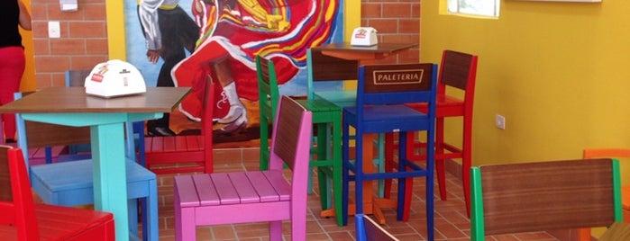 Paleteria Picolés Mexicanos Artesanais is one of Diversão.