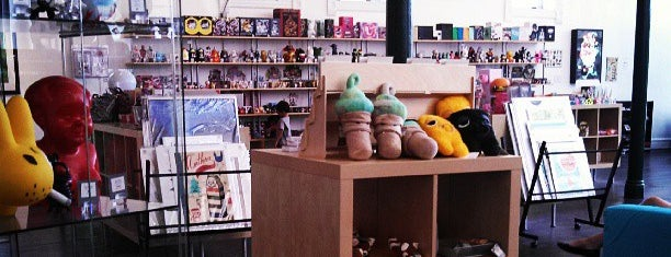 Rotofugi Gallery is one of Steph 님이 좋아한 장소.