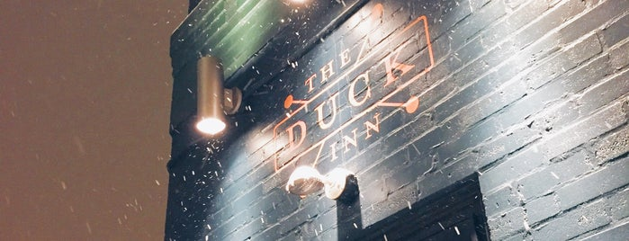 The Duck Inn is one of Chicago.