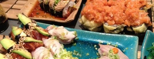 Sushi Zushi is one of Varsó.