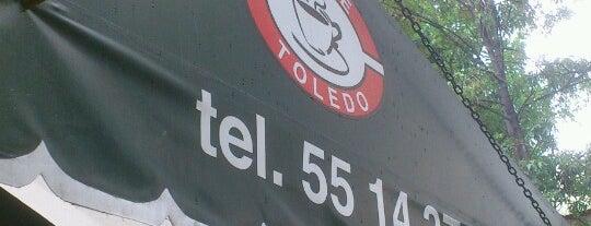 Cafe Toledo is one of август 🐾: сохраненные места.