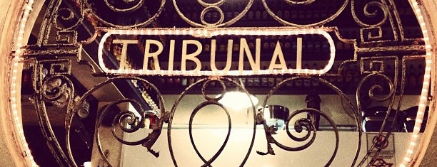Tribunal Bar & Restaurante is one of Bares.