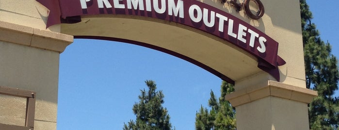 Camarillo Premium Outlets is one of LA,CA.