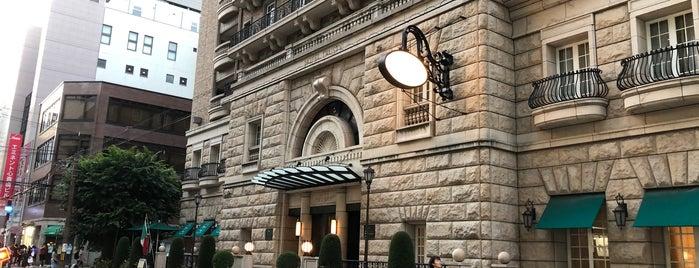 Hotel Trusty Shinsaibashi is one of Otels.