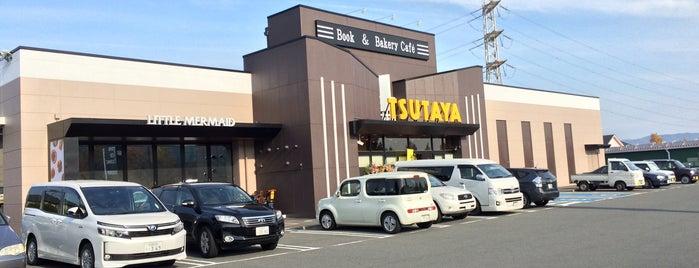 TSUTAYA 精華台店 is one of Shigeoさんのお気に入りスポット.