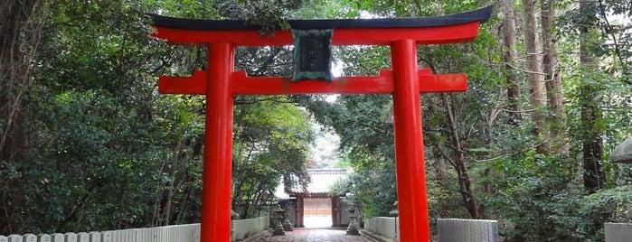 涌出宮 is one of Orte, die Shigeo gefallen.