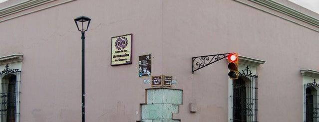 Casa De Las Artesanias is one of Fav places.