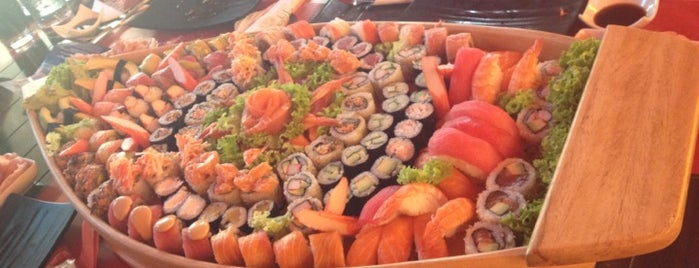 Sushi Ko is one of Orte, die Platon gefallen.