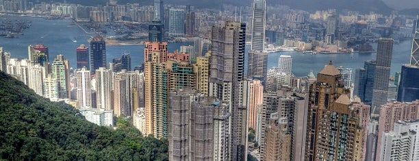 Victoria Peak is one of Bucket List ☺.