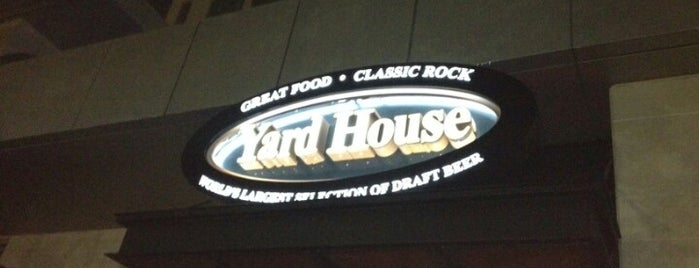 Yard House is one of Adventure is Out There!.