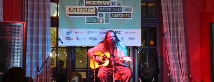 Stephen F's Bar and Terrace is one of SXSW Music Shows and Free Parties Locations.