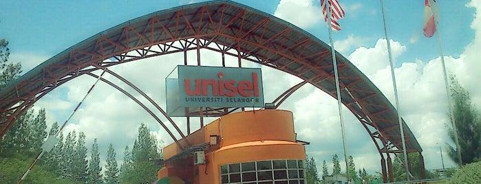 UNiSEL (Campus Bestari Jaya) is one of Learning Centers #2.