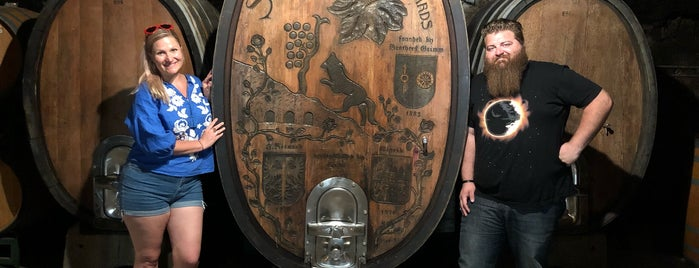 Storybook Winery is one of NVFF | Wine Partners.
