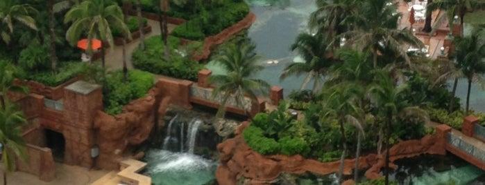 Atlantis Paradise Island is one of Antes de Morrer.