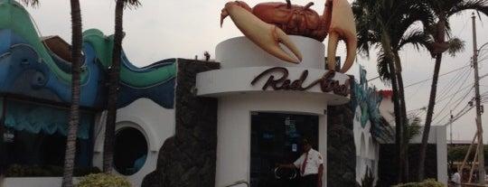 Red Crab is one of Lugares guardados de Javier.