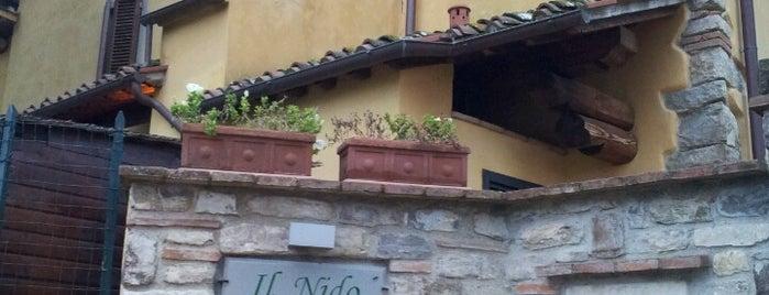 Il Nido di Gabbiano is one of Via degli Dei.