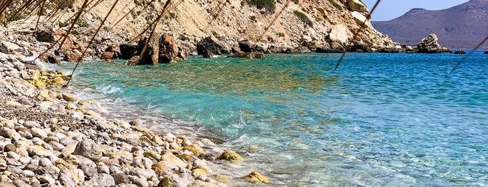 Cobonada Beach is one of Κυθηρα.