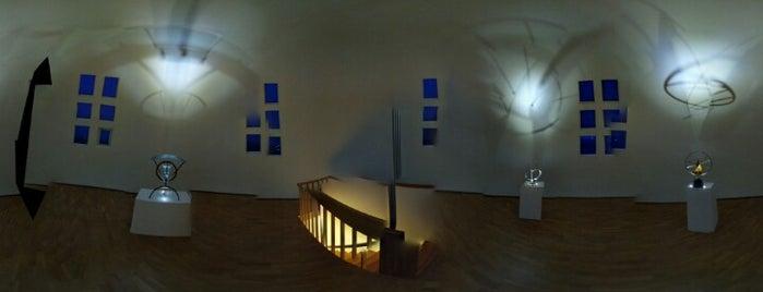Музей искусства / Музей скульптуры Аусмундура Свейнссона is one of Thibaut : понравившиеся места.