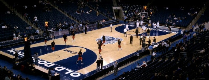 Chartway Arena at The Ted Constant Convocation Center is one of NCAA Division I Basketball Arenas/Venues.