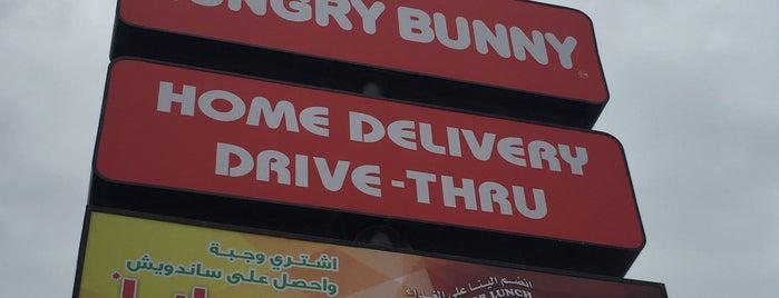 Hungry Bunny is one of Posti che sono piaciuti a Talal.