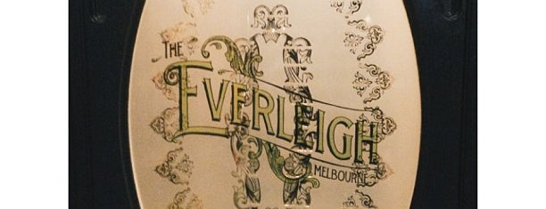The Everleigh is one of ace little nooks.....