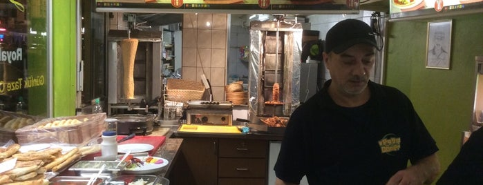 Royal Kebabhaus is one of Go Veggie!.