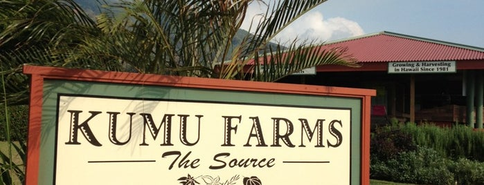 Kumu Farms is one of Locais curtidos por Deepa.