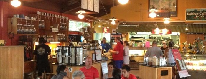 Kalaheo Cafe & Coffee Co. is one of Kauai.