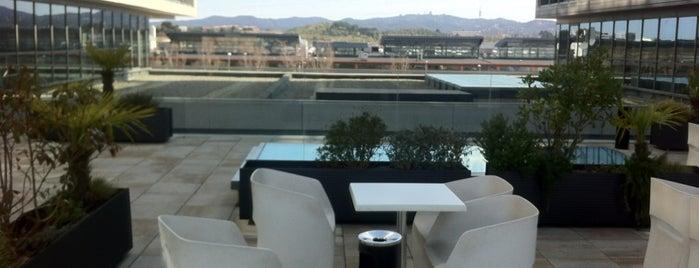 Arroba Sant Cuat Business Center is one of Lieux qui ont plu à Miquel.